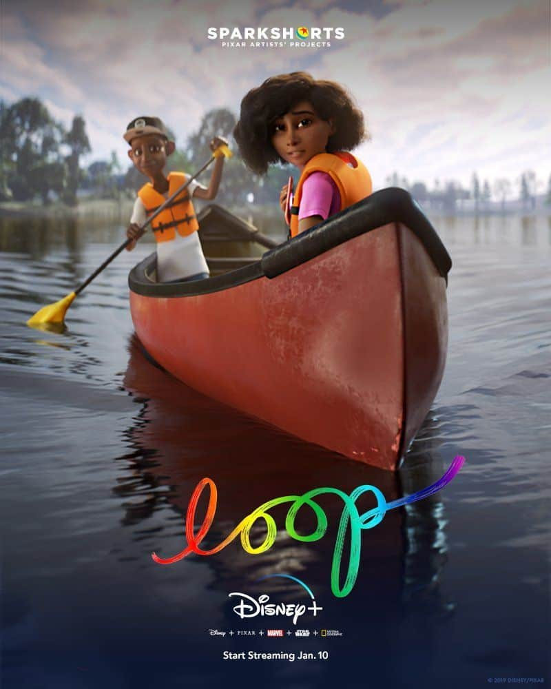 Cartel Loop Pixar