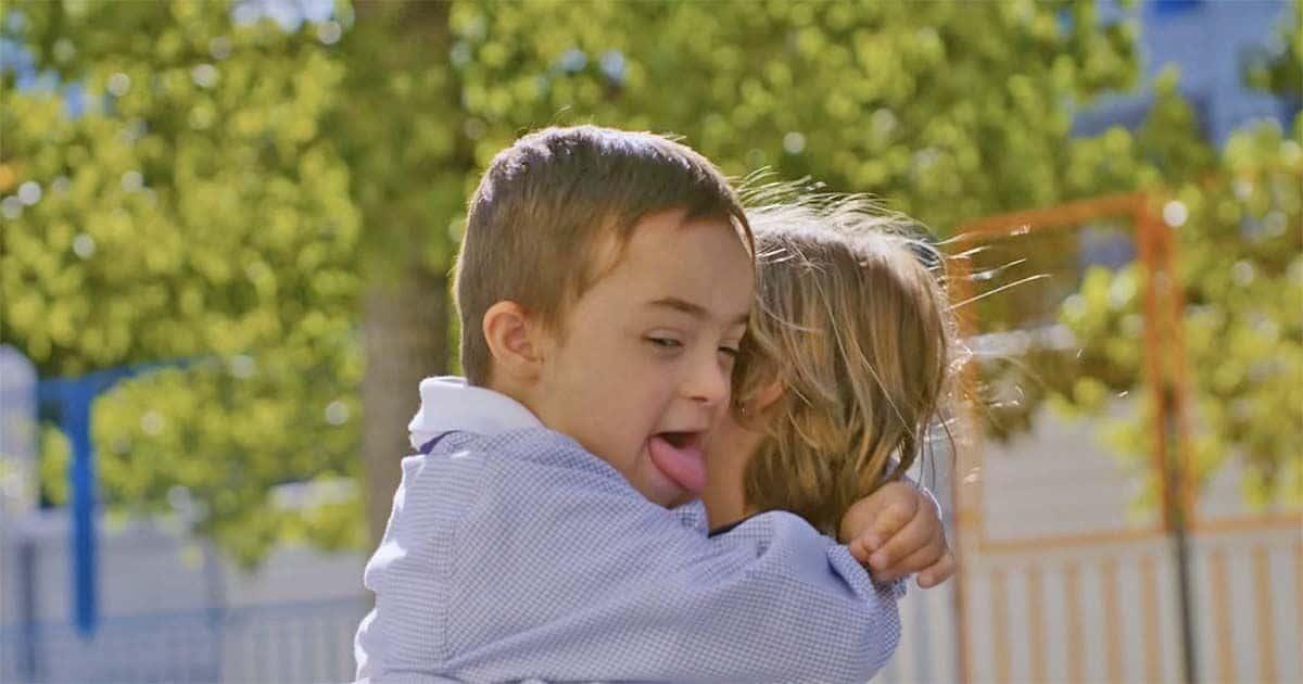 Niños con sindrome de down