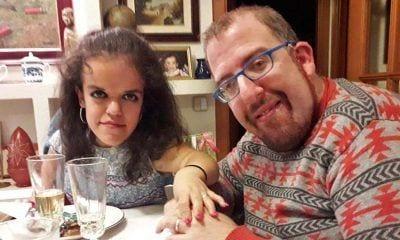 José de Luna y Cristina Roig