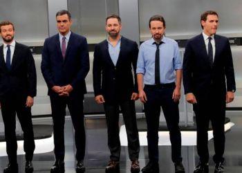 Políticos de España