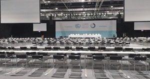 Sala de la Cumbre del Clima | EP