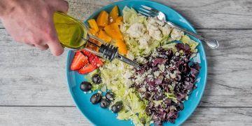 Dieta mediterránea - Diet Mediterranean