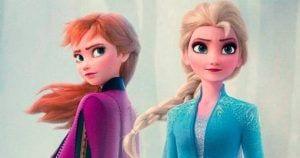 Captura película de Frozen 2