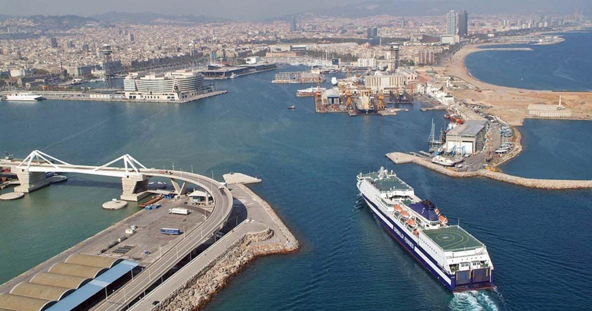 Puerto de Barcelona