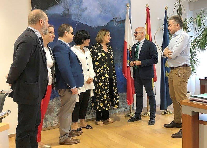 Reunión de representantes