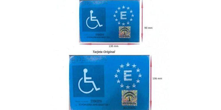 tarjetas pmr falsificadas