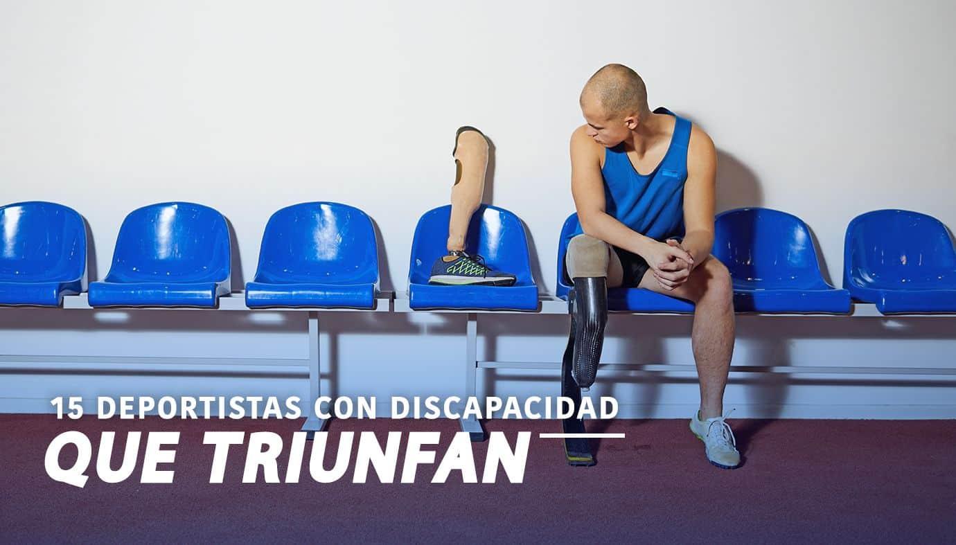 Deportista Paralímpico