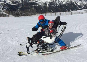Esqui adaptado Andorra