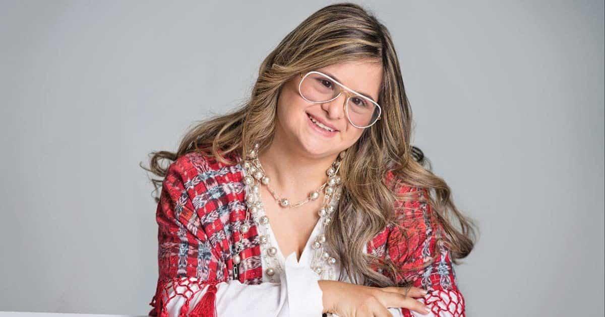 Isabel Springmühl, joven con síndrome de Down, tiene su propia marca de moda, Down to Xjabelle