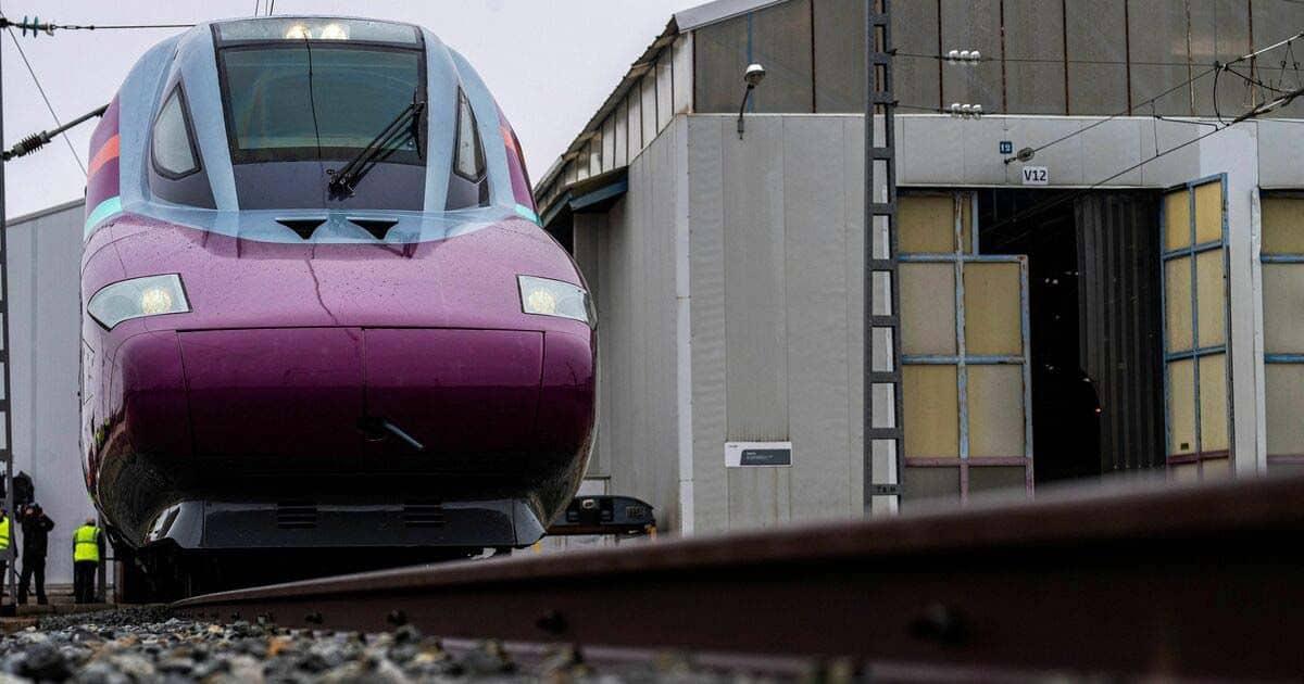 AVLO, tren de RENFE Low Cost
