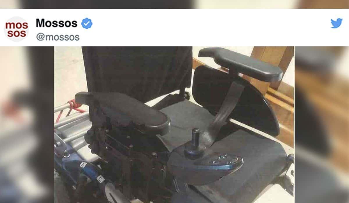 silla robada