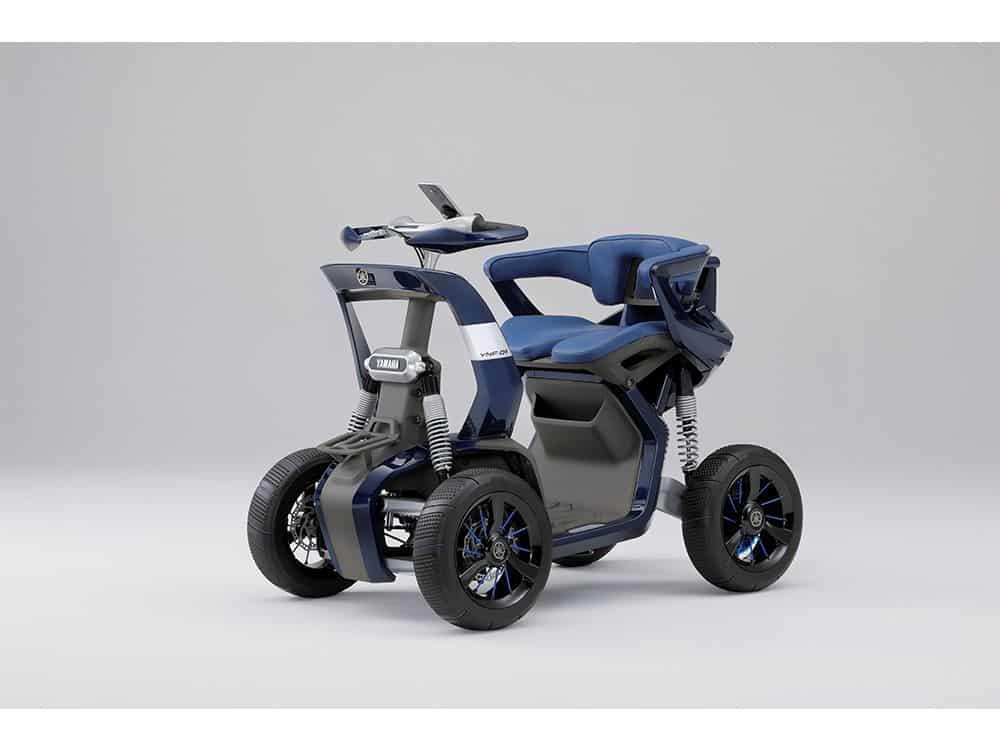 Yamaha YNF01