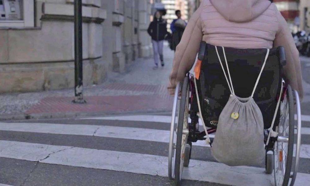 usuaria de silla de ruedas