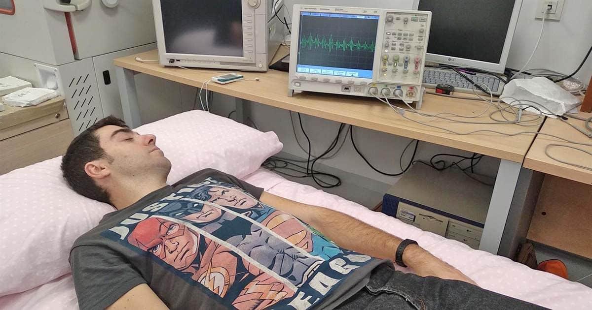 Investigadores de la UGR diseñan una cama para evaluar la calidad del sueño durante el descanso