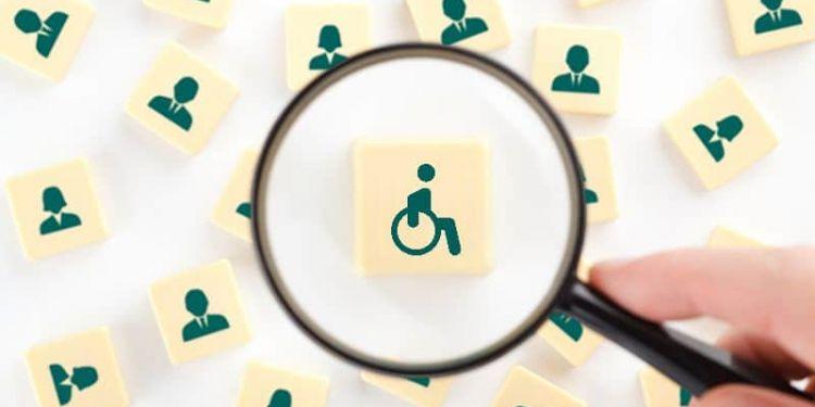Inspección empleo discapacidad. Cuota reserva