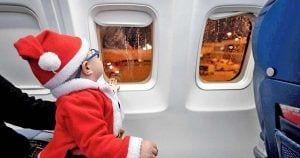 Una aerolínea regala viajes a pequeños con cáncer para visitar el Polo Norte