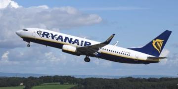 Avión Ryanair