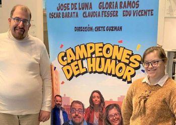 Actores Gloria Ramos y Jose de Luna en Bilbao | Foto: EP