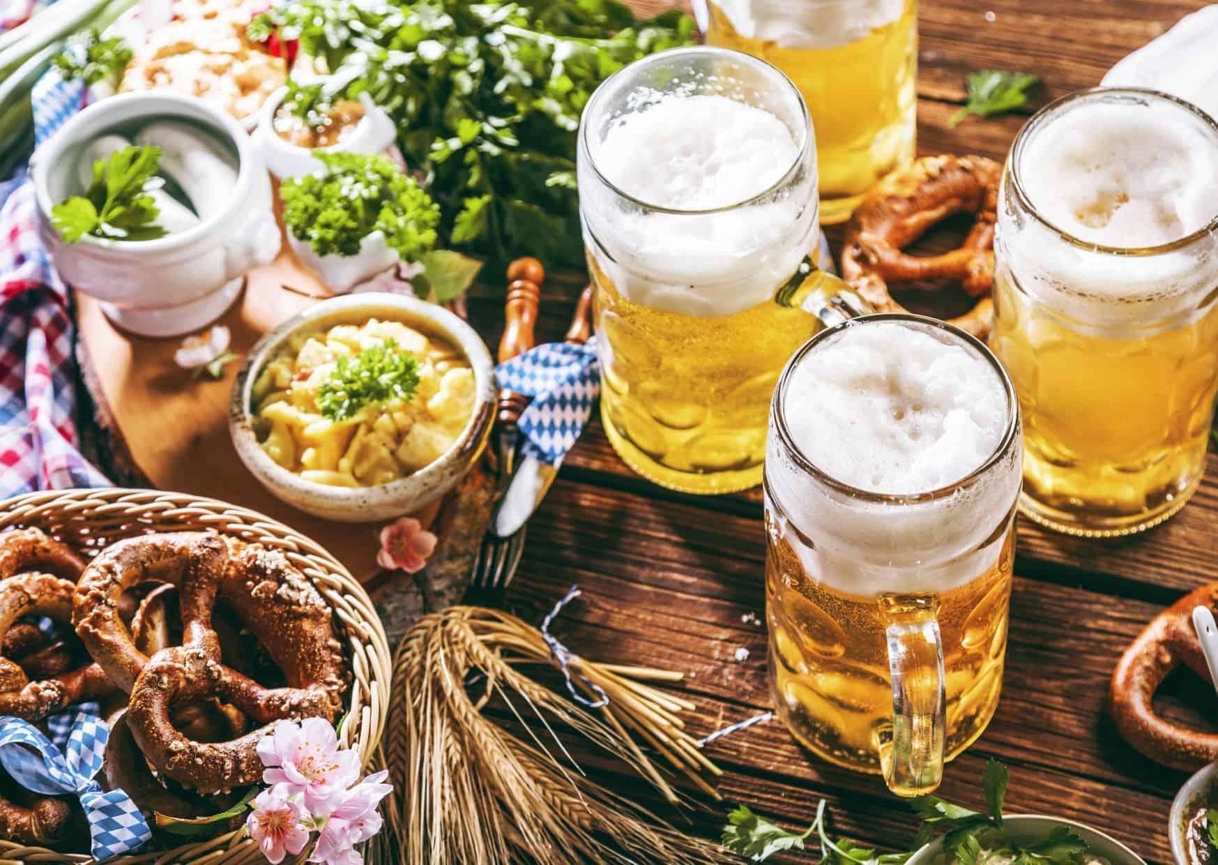 Oktoberfest en Múnich accesible.