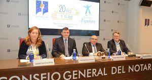 Fundación Aequitas recibe el premio Cermi