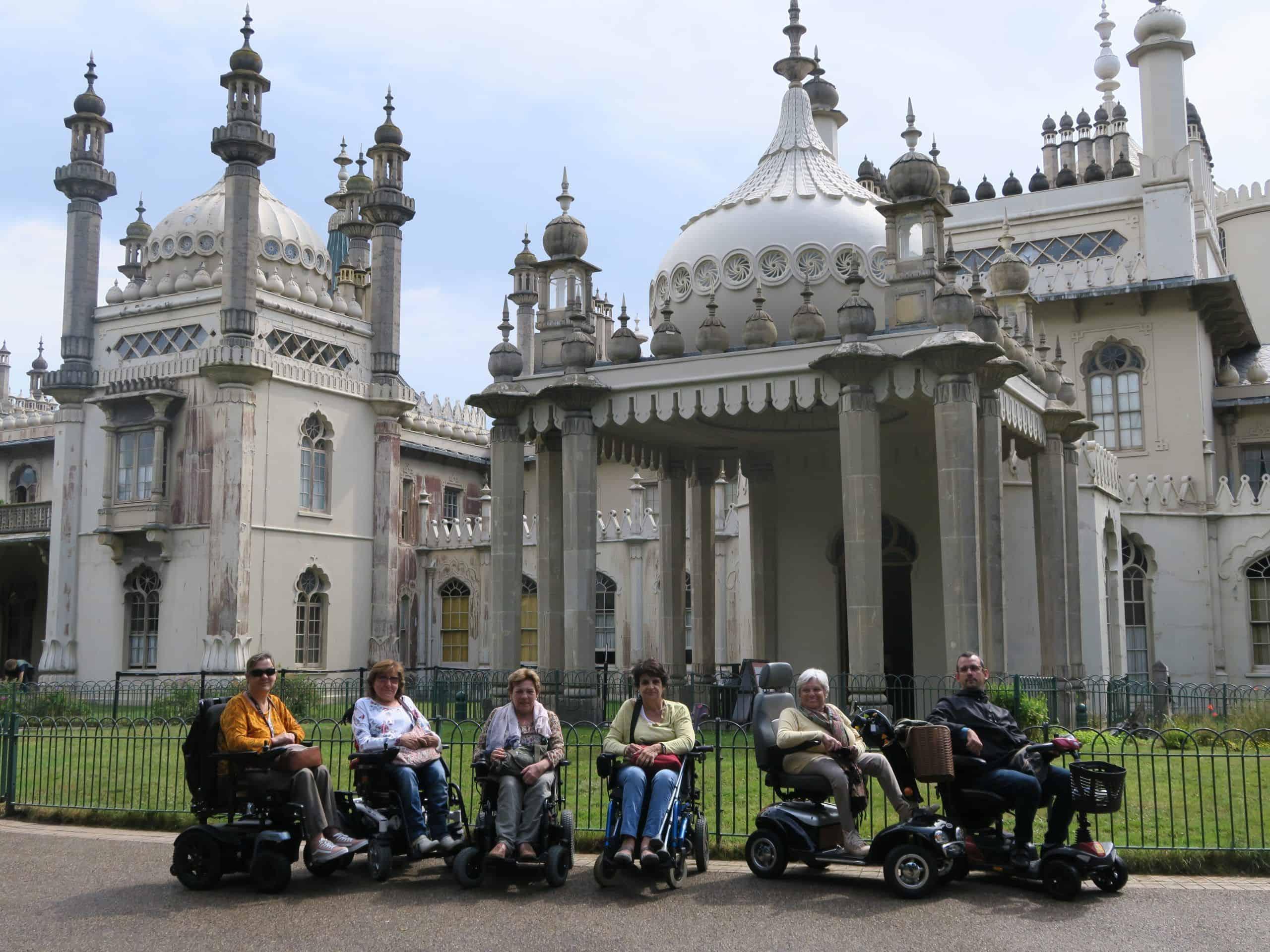 Destinos accesibles Brighton.