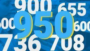número 950 SMI