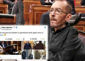 Tweet Pablo Iglesias Echenique