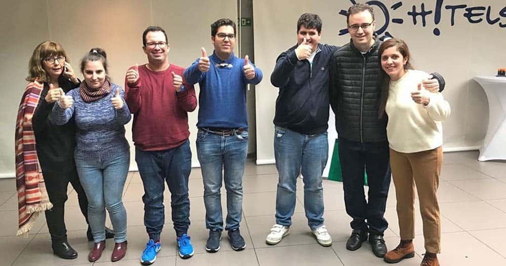 Miembros de Autismo Cádiz