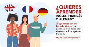 Convocan ayudas para que jóvenes con discapacidad estudien idiomas en el extranjero