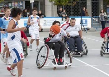 Baloncesto inclusivo