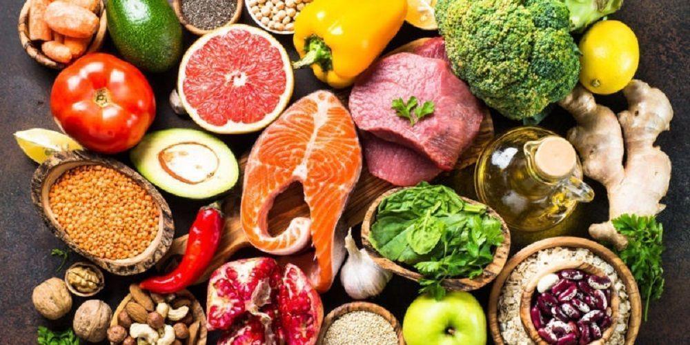 Alimentos saludables triglicéridos dieta