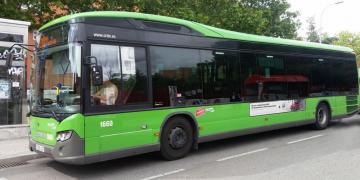 Autobús La Veloz