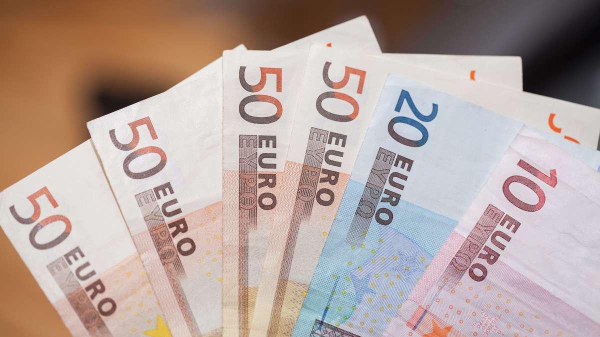 Euros - Pensión