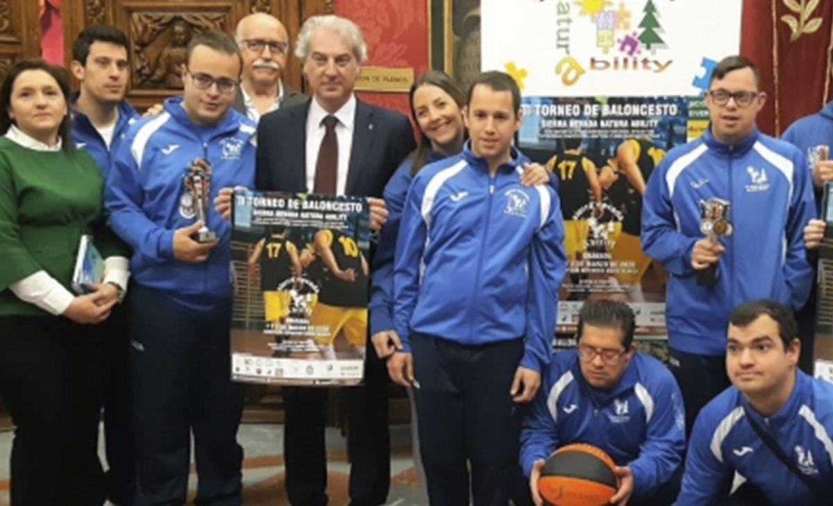 Campeonato de Baloncesto discapacidad intelectual Granada