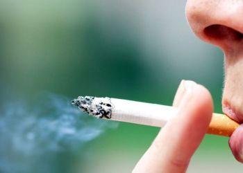 Fumar es una de las principales causas del cáncer de pulmón