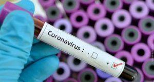 Muestra positiva en Coronavirus