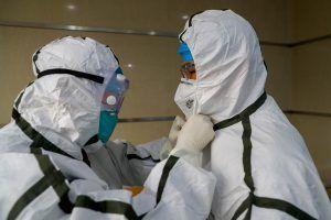 Médicos coronavirus