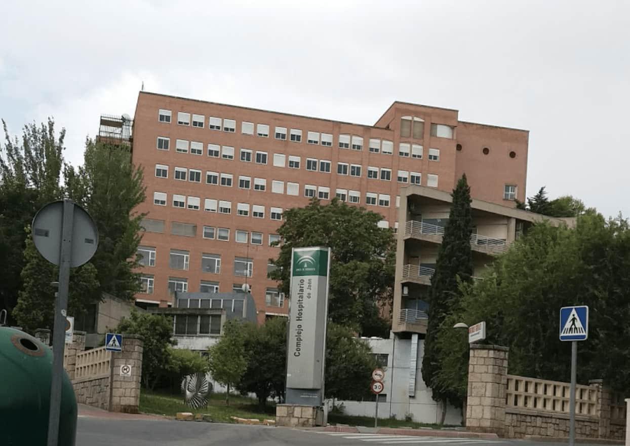 Hospital Universitario de Jaén - meningitis