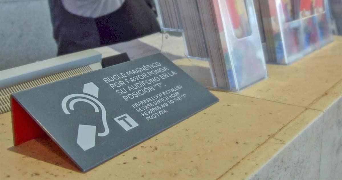 El Museo del Praso se hace más accesible para personas sordas