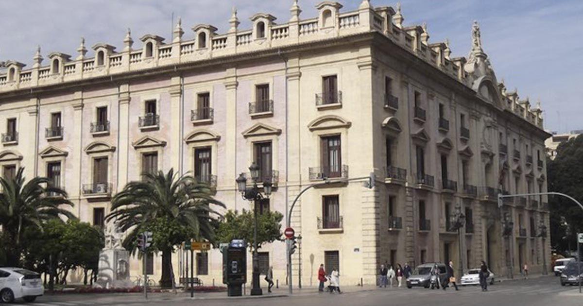 sede del Tribunal Superior de Justicia en Valencia