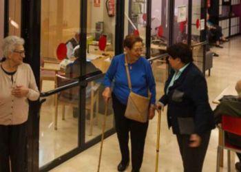 Accesibilidad en el centro de mayores