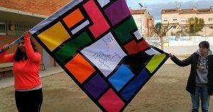 Concurso de banderas inclusivas en Granada