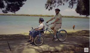 Bill y Glada - Bicicleta Alzheimer