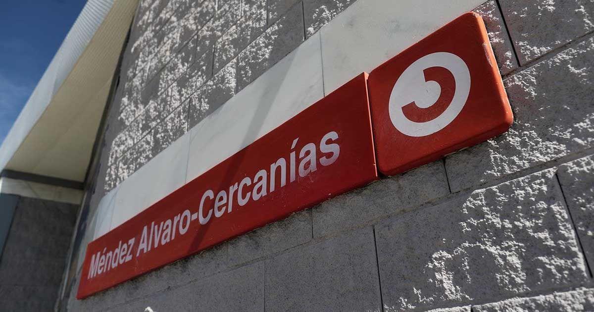 Estación de cercanías Méndez Álvaro (Madrid)