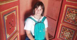 Esther Calle, trabajadora de 'Tiendas con Alma' de Álvaro Moreno