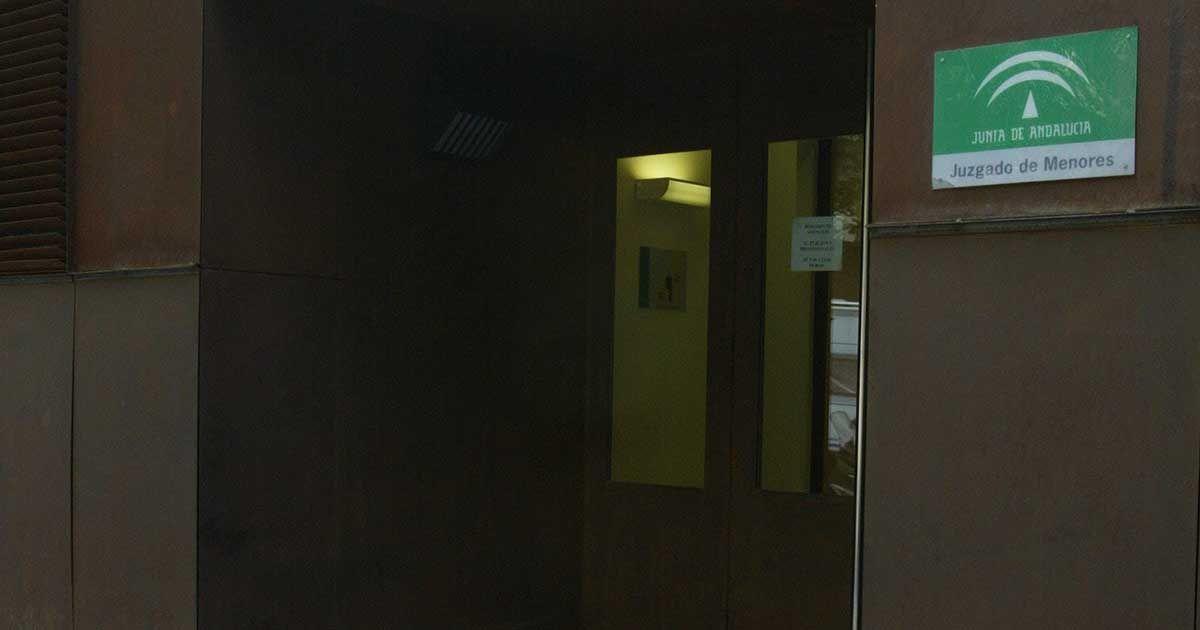 Juzgado de menores donde han sido juzgados los implicados en la agresión al joven con discapacidad