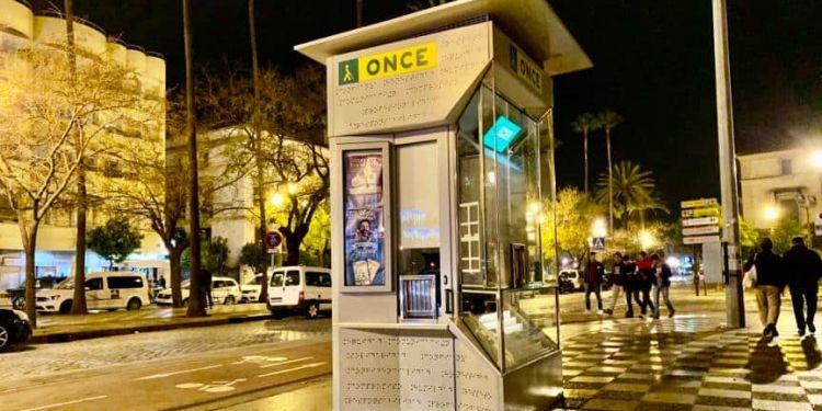 kiosko once - Trabajar en la ONCE