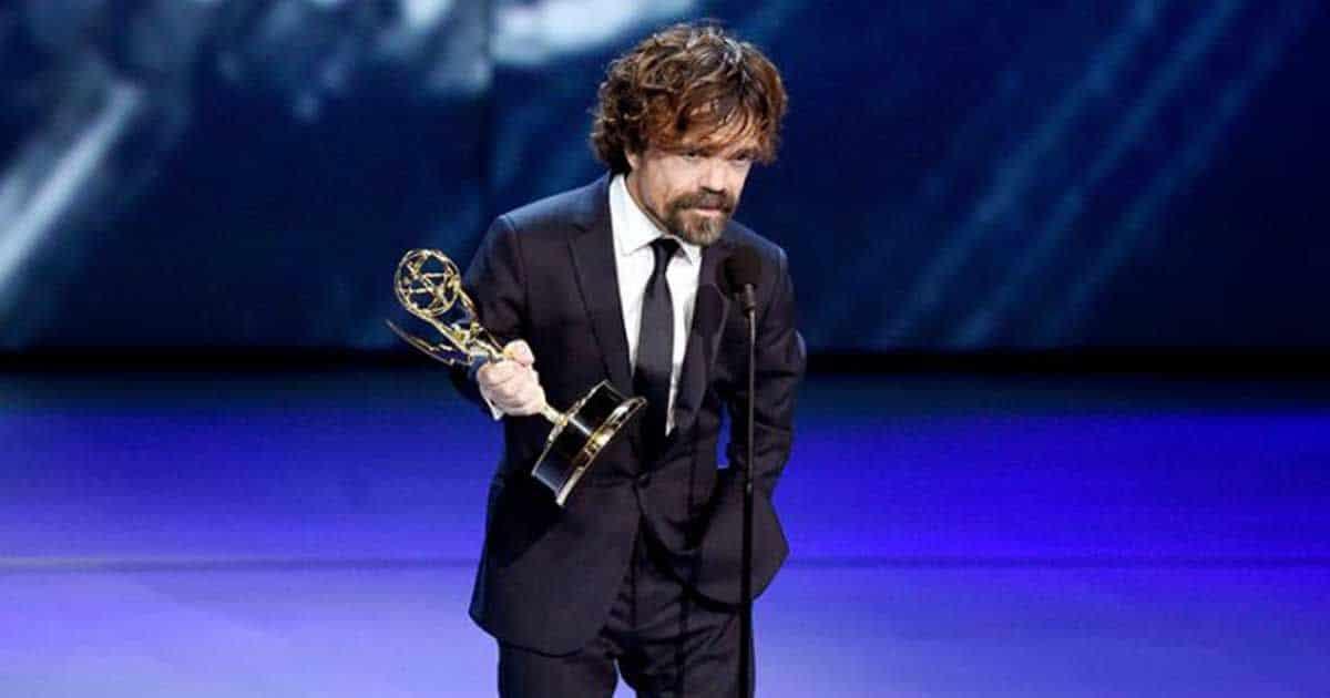 Peter Dinklage, actor de Juego de Tronos, uno de los máximos exponentes de la acondroplasia