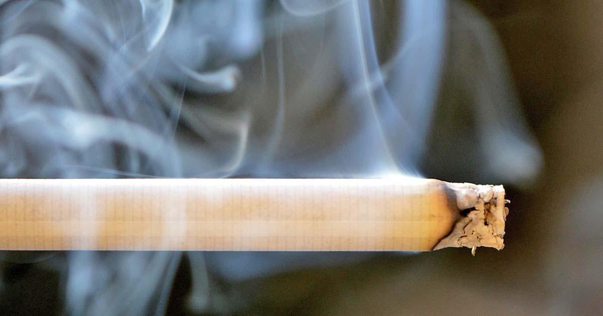 Multas de hasta 10.000 euros a los establecimientos que vendan tabaco mentolado