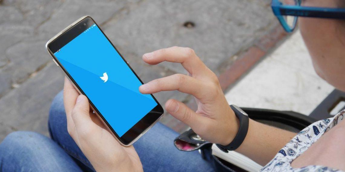 Twitter desde el móvil